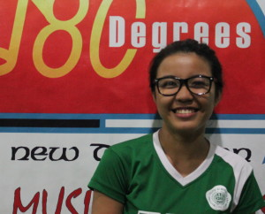 MERLENE DUMAS, SOPRANO, 18 Rizal City Dream in life:  To be a business woman Proverbs 16:3